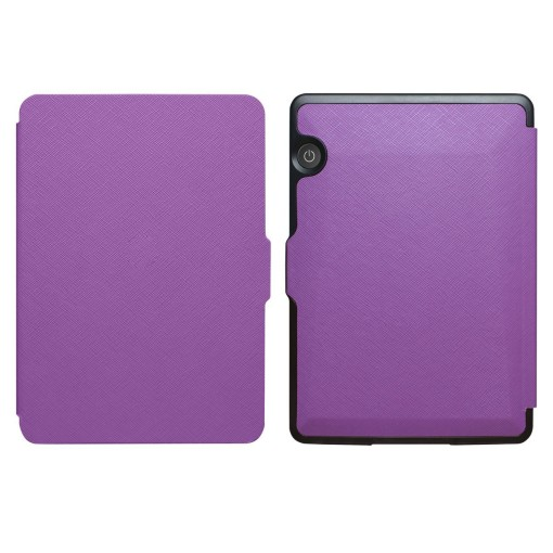 Kindle Voyage Stylish Purple Case (Back) Indonesia